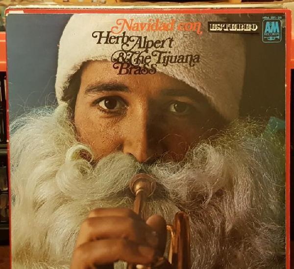 Navidad con herb alpert & the tijuana brass