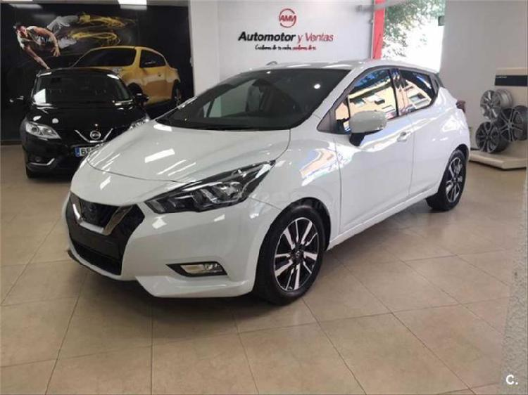 Nissan micra 2017 gasolina 90cv