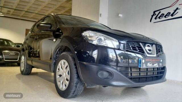 Nissan qashqai 1.6dci ss acenta 4x4 de 2013 con 140.000 km