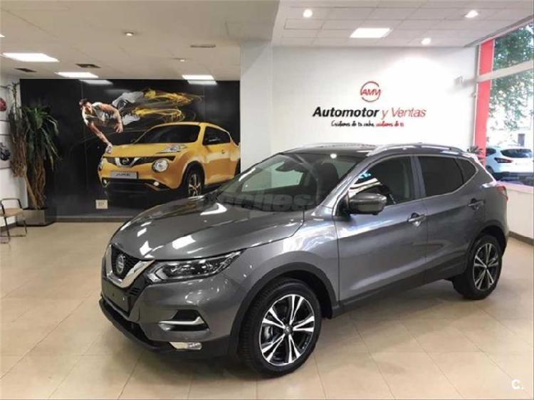 Nissan qashqai 2019 gasolina 140cv