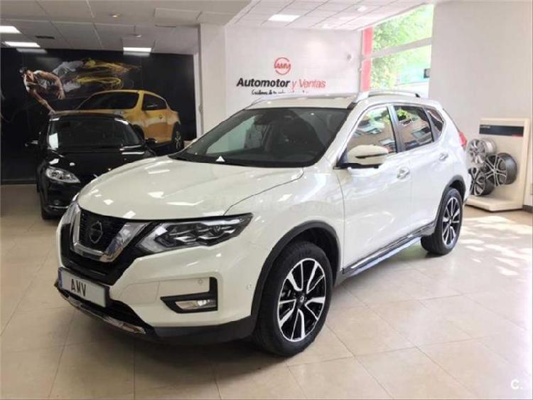 Nissan xtrail 2018 diesel 130cv