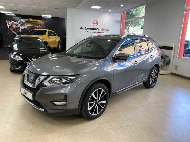 Nissan xtrail 2018 gasolina 163cv