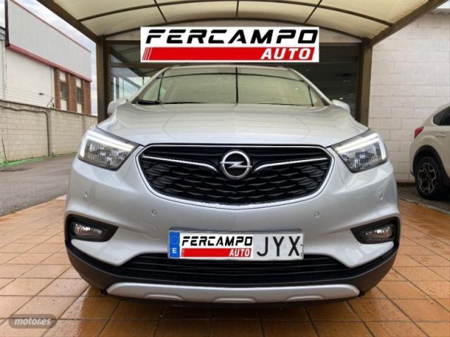 Opel mokka 1.6 cdti 100kw 136cv 4x2 ss selective de 2017 con