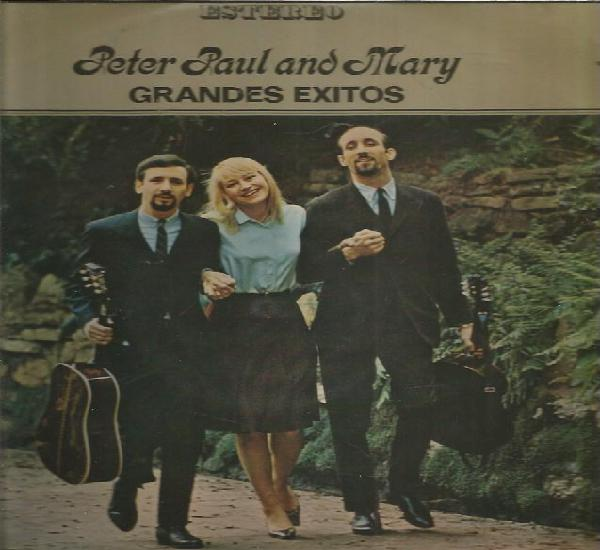 Peter paul mary grandes exitos