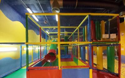 Parque infantil de bolas (playground) oferta!!!