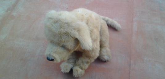 Perro peluche articulado furreal hasbro