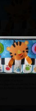 Piano pataditas fisher price juguete