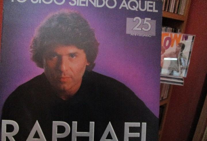 Raphael yo sigo siendo aquel //hay momentos de amor / a