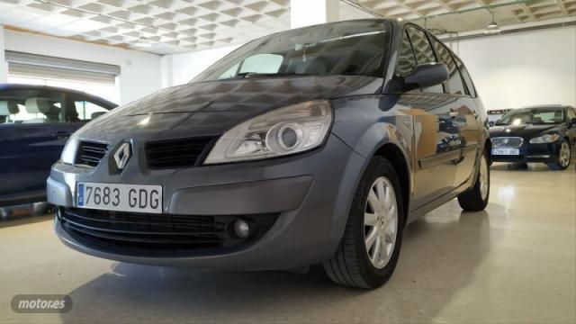 Renault grand scenic dynamique 7 plazas 1.5dci105 eu4 de