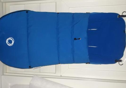 Saco polar original bugaboo.azul royal
