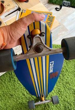 Skate longboard globe prowler classic