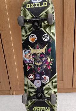 Skateboard júnior