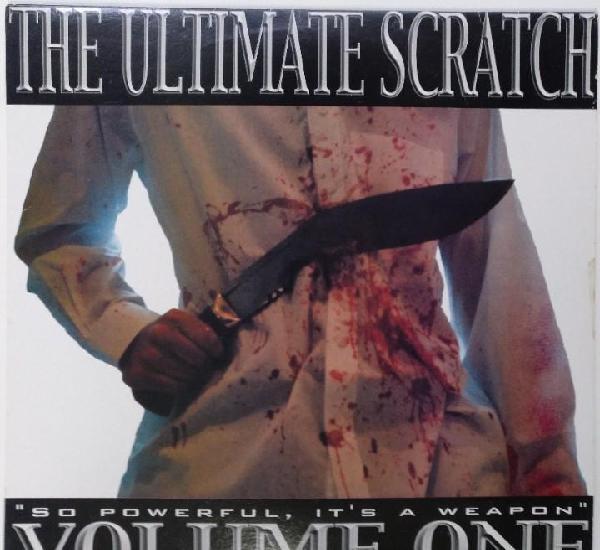 The ultimate scratch vol.1 [hip hop / scratch / turntablism]