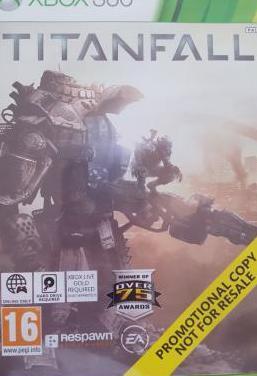Titanfall nuevo