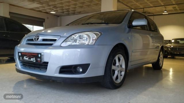 Toyota corolla 1.4 d4d terra de 2005 con 170.000 km por
