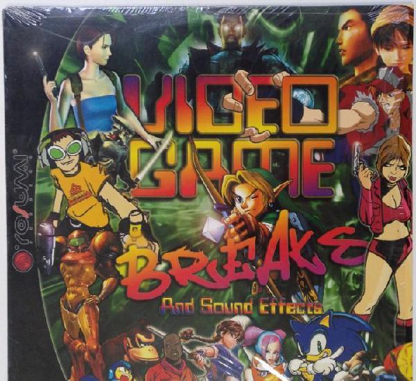 Video game breaks & effects 2 [hip hop / scratch /