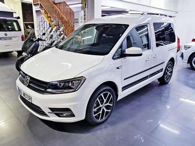 Volkswagen caddy 2.0tdi outdoor dsg 110kw '20