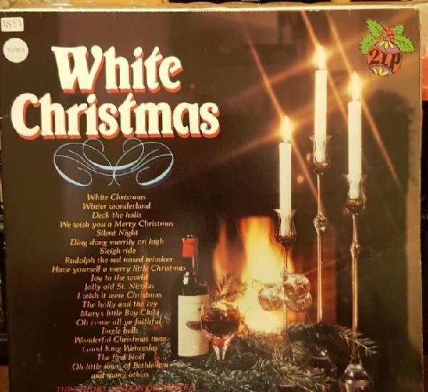 White christmas - carpeta abierta 2 lps