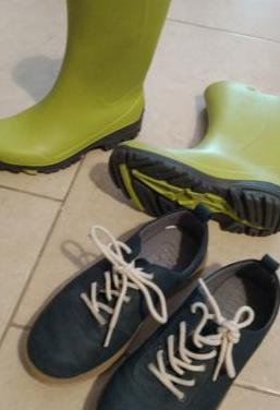 Zapatos niño botas
