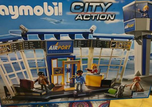 Aeropuerto playmobil