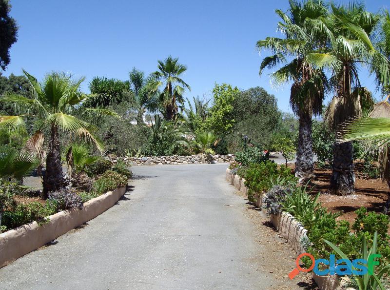 Alquilo una casa con piscina en Malaga Alhaurin cerca campo lauro golf 2