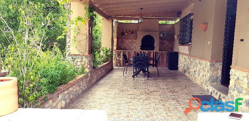 Alquilo una casa con piscina en Malaga Alhaurin cerca campo lauro golf 5