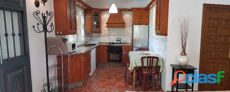 Alquilo una casa con piscina en Malaga Alhaurin cerca campo lauro golf 8