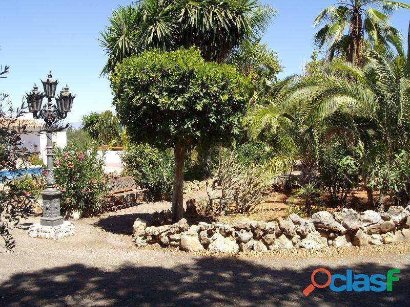 Alquilo una casa con piscina en Malaga Alhaurin cerca campo lauro golf 15