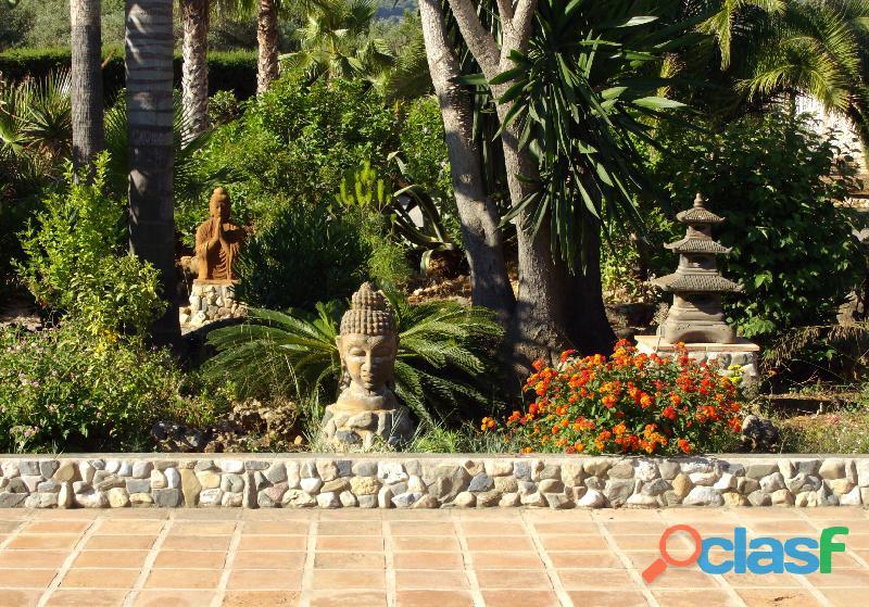 Alquilo una casa con piscina en Malaga Alhaurin cerca campo lauro golf 17