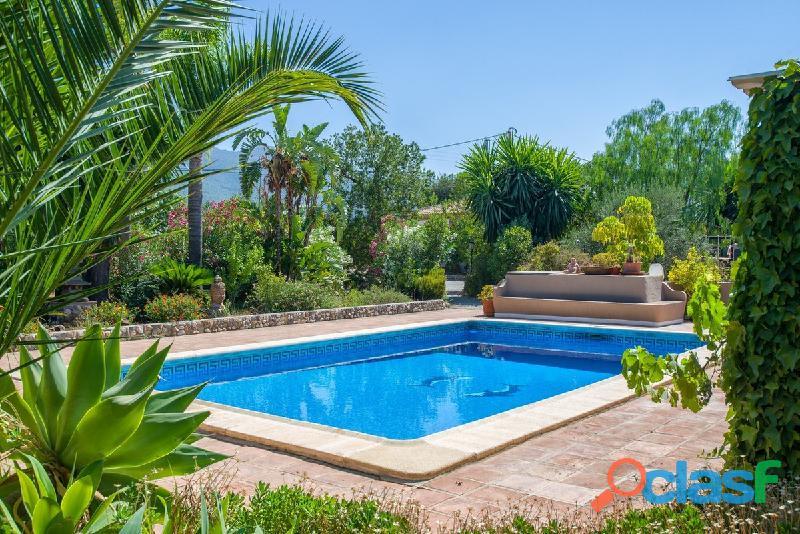 Alquilo una casa con piscina en Malaga Alhaurin cerca campo lauro golf 19
