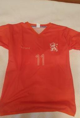 Camiseta holanda futbol