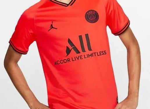 Camiseta psg x jordan