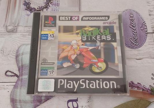Juego radikal bikers psx