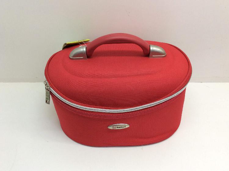 Otros bolsos otros maletin mano rojo
