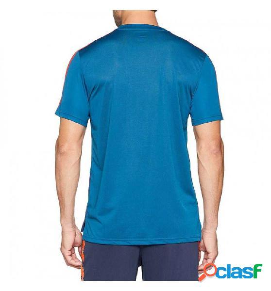 Camiseta m/c futbol adidas fef tr jsy azul xl