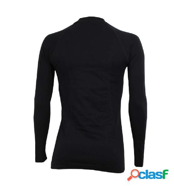 Camiseta térmica unisex running lurbel rex s2s negro xl