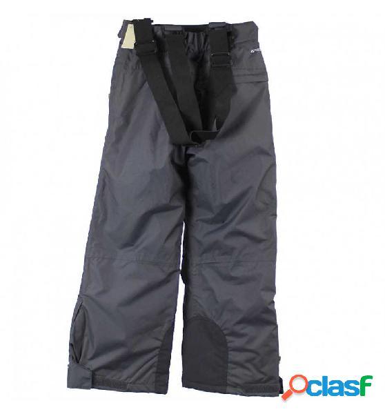 Pantalon nieve sin marca pantalon nieve niño 128 gris oscuro