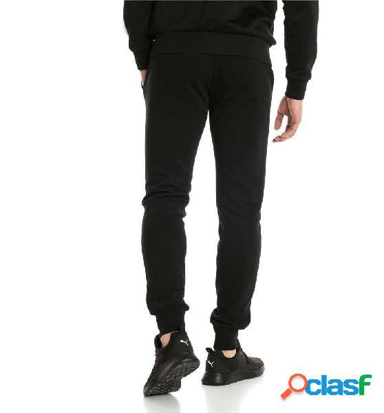 Pantalon chandal casual puma ess logo pants fl m negro