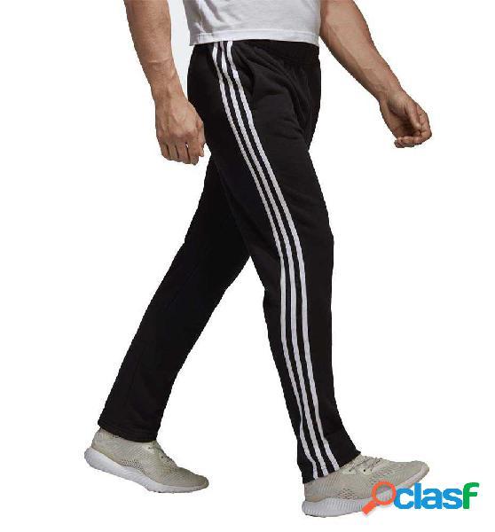 Pantalon largo casual adidas ess 3s t pnt ft m negro