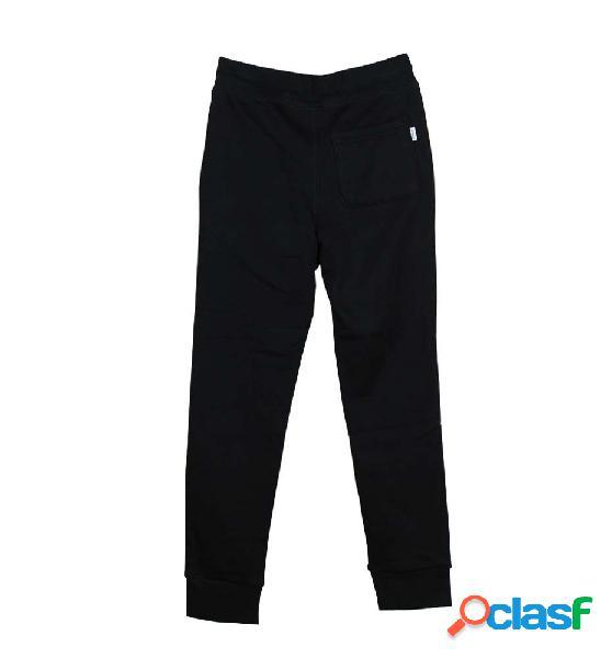 Pantalon casual niño converse core french terry ctp jogger negro s