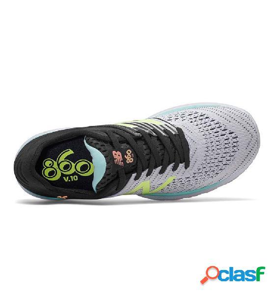 Zapatillas Running Mujer New Balance 860 V10 38 Gris 2