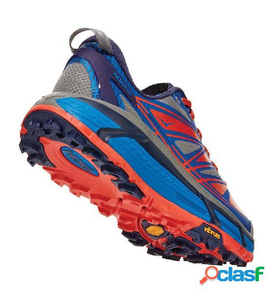 Zapatillas trail running hombre hoka m mafate speed 2 42 multicolor