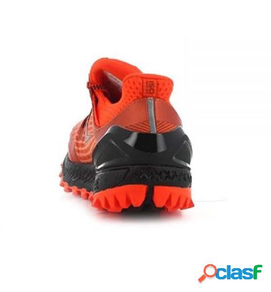 Zapatillas trail running hombre saucony xodus iso 3 46.5 naranja