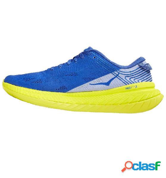Zapatillas running hombre hoka carbon x 41 1/3 azul