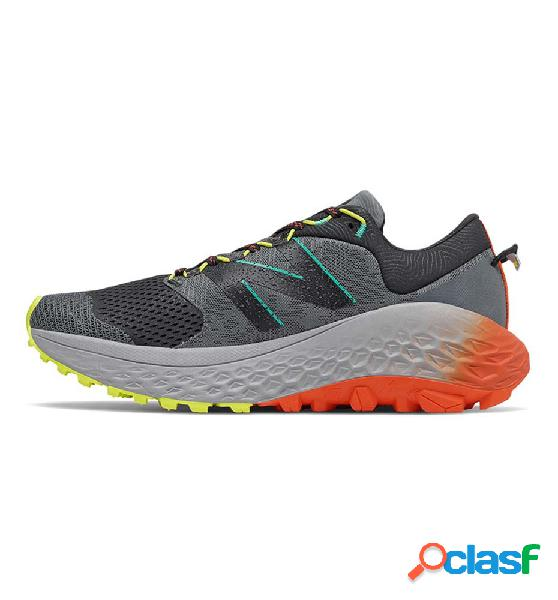 Zapatillas trail runing hombre new balance trail more v2 45.5 gris