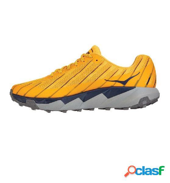 Zapatillas trail running hombre hoka torrent m 42 amarillo