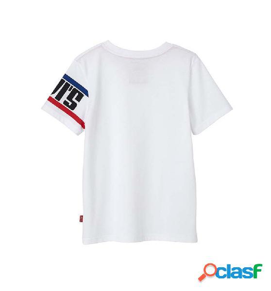 Camiseta m/c casual levis ss tee braceley 4 blanco