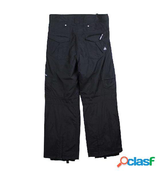 Pantalones snowboard icepeak lars negro 56 negro