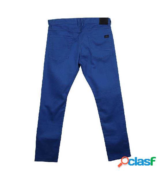 Pantalón largo casual quiksilver pantalon quiksilver blue cas 36 azul marino