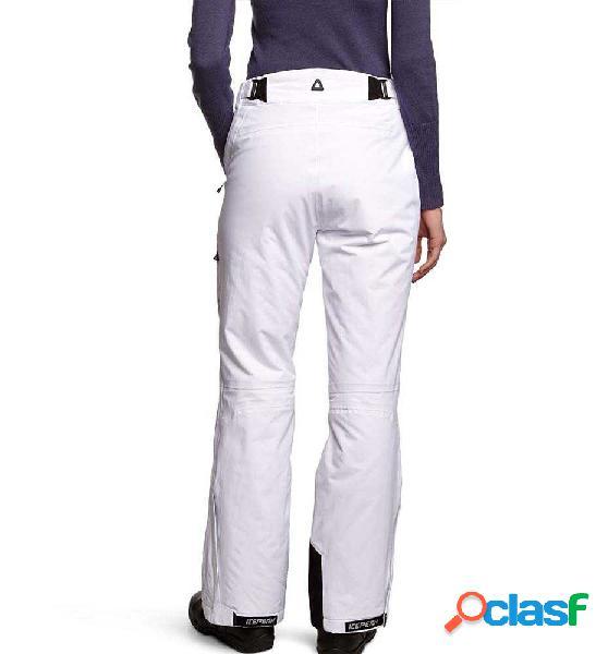 Pantalon nieve icepeak pantalón nieve ritu reco celes 44 blanco